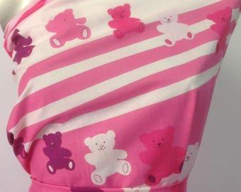 CHILD 100% cotton Teddy width 140CM weight 140 gr M2