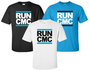 """New """"RUN CMC"""" T-Shirt 