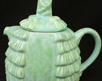 Sadler. 1930s. Ye Daintee Lady Teapot. Crinoline lady teapot
