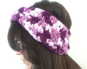 Womens ear warmer