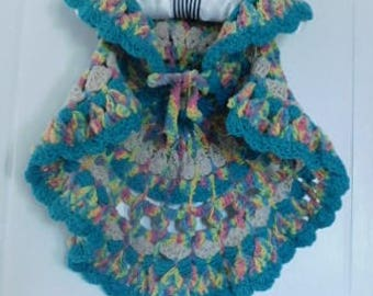 Childs Mandala Vest