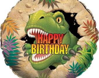Dinosaur Balloon/ dinosaur party / dinosaur party balloons / dinosaur theme