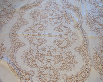 Vintage Lace table cloth
