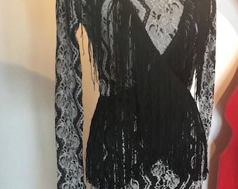 Short lace Dress