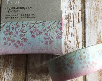 Solar terms washi tape