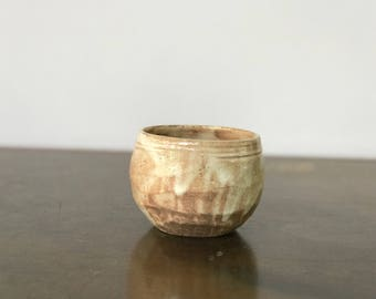 Hagiware Chawan Tea Bowl