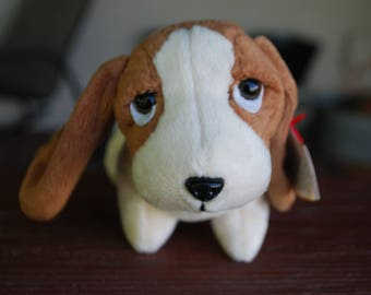 Beanie Baby Original - Tracker the Hound Dog