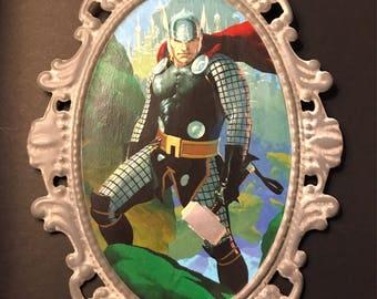 Thor Plaque