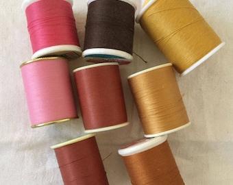 Spool Thread, Sewing Notions, Sewing Supplies, General Sewing Supplies, Talon, Centennial, JP Coats Mercerize, Pack2.