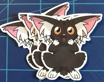 Ryo-Ohki (Tenchi) Sticker