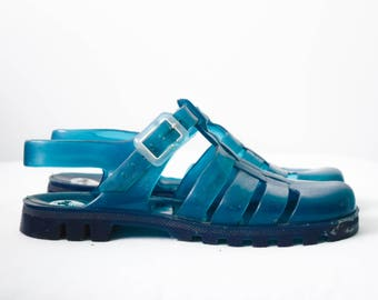 Juju jelly sandals | size 6.5/7 US