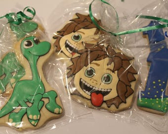 the good dinosaur cookies (12)