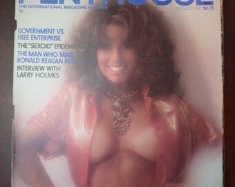 Penthouse August 1981 vintage magazine