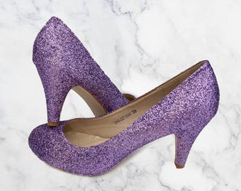 purple wedding shoes for bride purple wedding shoes etsy 6924