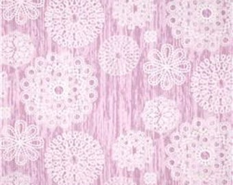 Brambleberry Ridge - Knots & Loops - Lilacl by Violet Craft for Michael Miller Fabrics