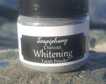 Charcoal Whitening Toothpowder
