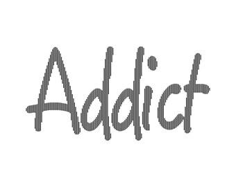 Book folding Addict (Pattern)