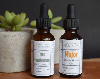 Men's Beard Oil, Beard Conditioner, gift for him