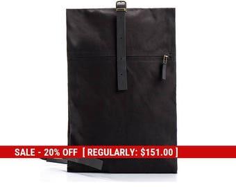 black pouch bag - canvas pouch - crossbody purse - cross body purse - crossbody bag - cross body bag - shoulder pouch - STRTF