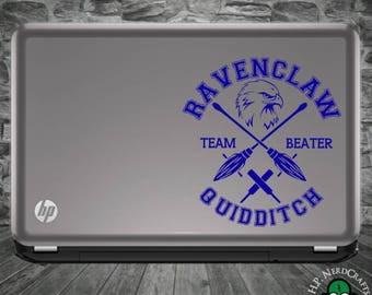 Ravenclaw Quidditch Decal