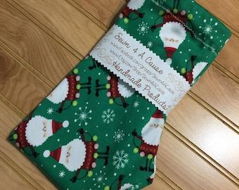Leggings/Pajama Pants - Christmas/Santa/Red/Green/White