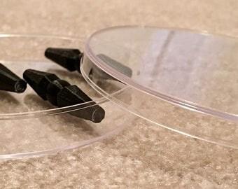 Big Hero 6 Inspired Micro Bots in Plastic Petri dish