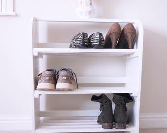 Shoe Rack (white)