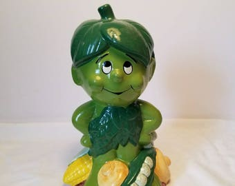 Vintage Lil Sprout coin bank!