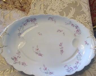 FRANCE HAVILAND LIMOGES Platter