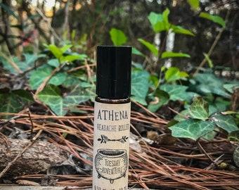 Athena (headache relief roller)