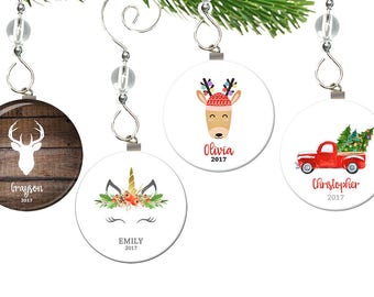 Name Ornament- Personalized Kids Christmas Ornament- Personalized Ornaments for Kids- Name Christmas Ornament- Boy Ornaments- Girl Ornaments