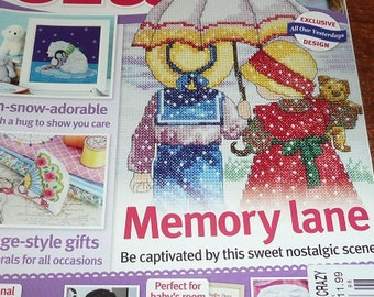 Cross Stitch Crazy Magazine January 2015