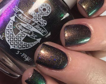 PREORDER ~ I Was Born For You ~ Multichrome Holo Nail Polish