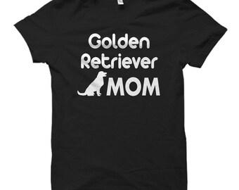 Golden Retriever Mom Shirt, Golden Retriever Mom Gift, Gift for Golden Retriever Mom, Golden Retriever Shirts, Golden Retriever Gifts #OS442