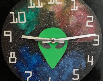 Time & Space Clock