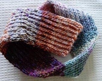 Over the rainbow scarf