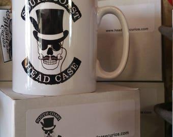 South Coast Head Case Mug
