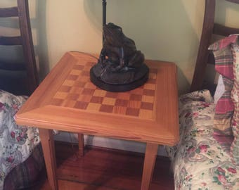 End table or game table