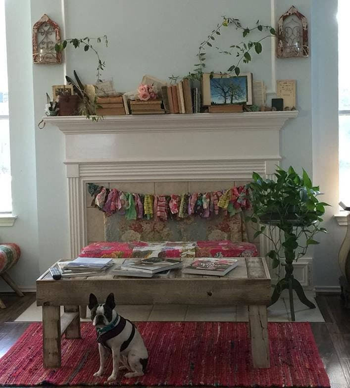 Beach Chic Coffee Table: Shabby Chic Pallet Bench Beach Coffee Table Rustic Table
