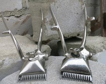 Vintage hair clipper, Vintage Hair Cut, Vintage Barber, Manual Clippers, hairdresser tools, Barber Accessories, Barber Shop,
