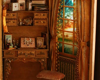 Dollhouse Miniature RoomBox