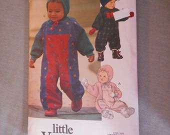 Baby Snowsuit,  SM-Xlg