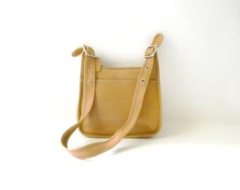 Vintage COACH Brown Leather Purse