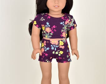 Basic Short 18 inch doll clothes