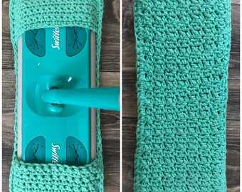 Swiffer Sweeper Crocheted Floor Mop Cover