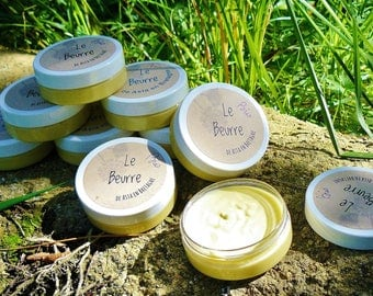 Organic wellness care - The Asta butter in Brittany * 50 ml * gift idea
