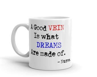 Nurse Mugs | Registered Nurse | Nurse Mug | Gift Ideas For Nurse | Nursing Students | Nurses Coffee Mug