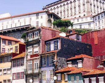 Porto, Portugal /Home Decor/Gift/Travel/Print/Wall Art/Unique/Adventure/Wanderlust/Digital/Fine Art/Summer