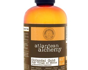 Colloidal Gold 60PPM 8.5oz