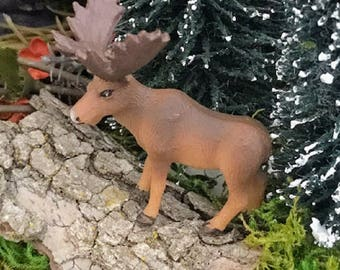 Miniature Moose